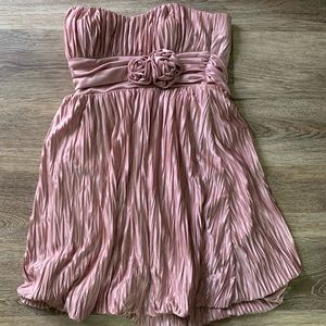 Stunning and sweet S Charlotte Russe dress